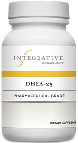 Integrative Therapeutics DHEA-25 60 capsules