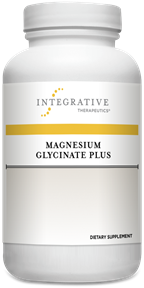 Integrative Therapeutics Magnesium Glycinate Plus 120 Tablets