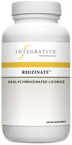 Integrative Therapeutics Rhizinate® 100 chewable tablets