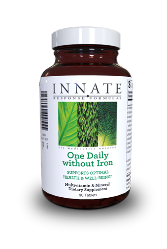 Innate Response One Daily Iron Free 90 tablets