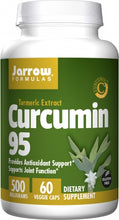 Load image into Gallery viewer, Jarrow Formulas Curcumin 95 500mg