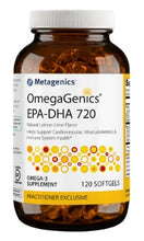 Load image into Gallery viewer, Metagenics OmegaGenics™ EPA-DHA 720 Lemon