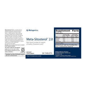 Metagenics Meta-Sitosterol™ 2.0 90 tablets