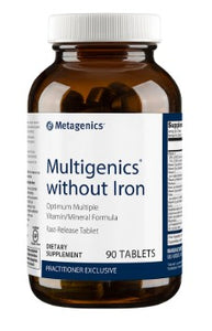 Metagenics Multigenics Without Iron 180 tablets
