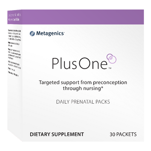 Metagenics PlusOne™ Daily Prenatal Packs