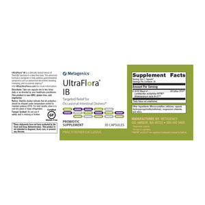 Metagenics UltraFlora™ IB 30 capsules