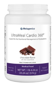 Metagenics UltraMeal Cardio 360® 20.24oz (14 servings)