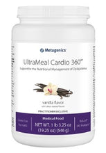 Load image into Gallery viewer, Metagenics UltraMeal Cardio 360® 19.25oz (14 servings)