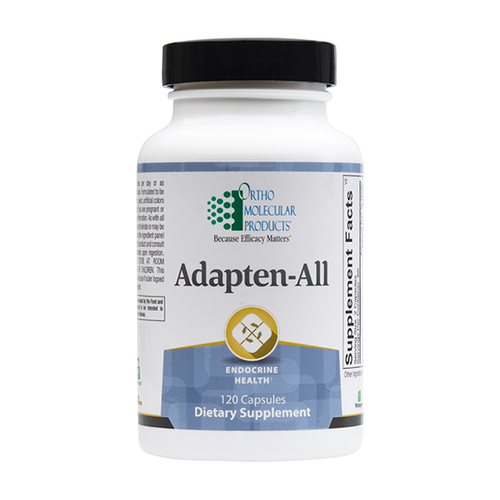 OrthoMolecular Adapten-All 120 capsules