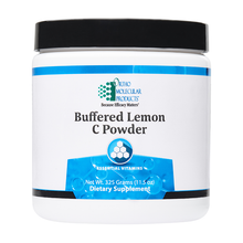 Load image into Gallery viewer, Ortho Molecular Buffered Lemon C Powder 11.5oz (50 servings)