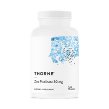 Load image into Gallery viewer, Thorne Zinc Picolinate 30mg
