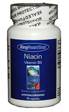 Load image into Gallery viewer, Allergy Research Group Niacin Vitamin B3