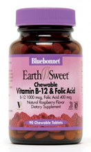 Load image into Gallery viewer, Bluebonnet Vitamin B-12 & Folic Acid