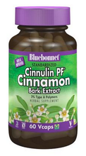 Load image into Gallery viewer, Bluebonnet Standardized Cinnulin PF Cinnamon Extract