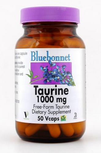 Bluebonnet Taurine 1000mg