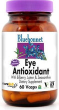 Load image into Gallery viewer, Bluebonnet Eye Antioxidant Formula120 capsules Front