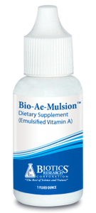 Biotics Research Bio-Ae-Mulsion