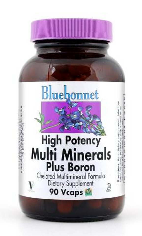 Bluebonnet Multiminerals Plus Boiron