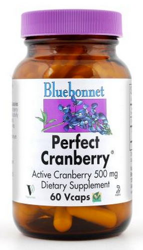 Bluebonnet Perfect Cranberry