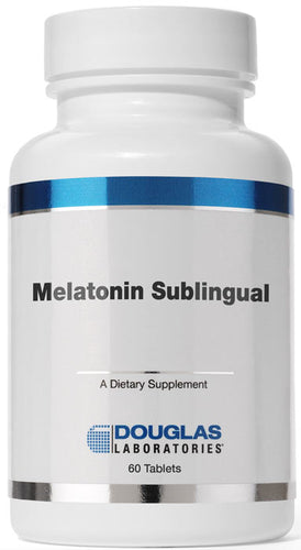 Douglas Laboratories Melatonin Sublingual 3mg