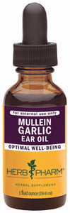 Herb Pharm Mullein Garlic Ear Oil