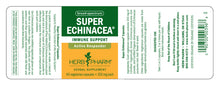 Load image into Gallery viewer, Herb Pharm Super Echinacea Label