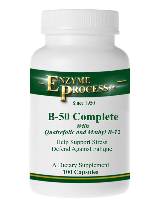 B-50 Complete 100 Tablets | Enzyme Process