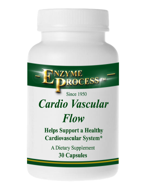 Cardio Vascular Flow 30 Capsules | Enzyme Process