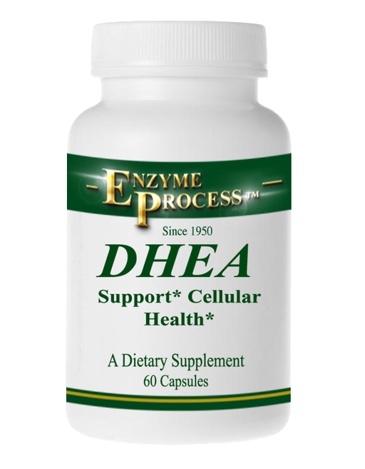 Dhea 60 Capsules | Enzyme Process