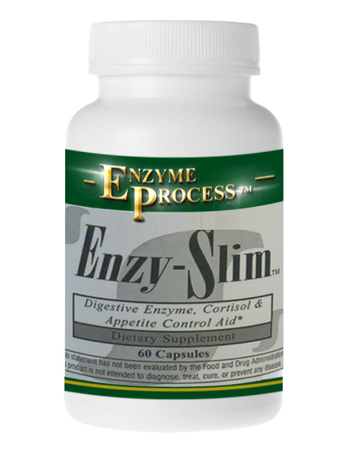 Enzy-Slim 60 Capsules | Enzyme Process