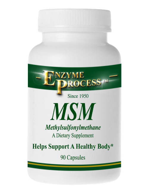 Msm 90 Capsules | Enzyme Process