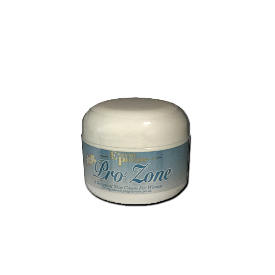 Pro Zone Cream 2Oz | Enzyme Process