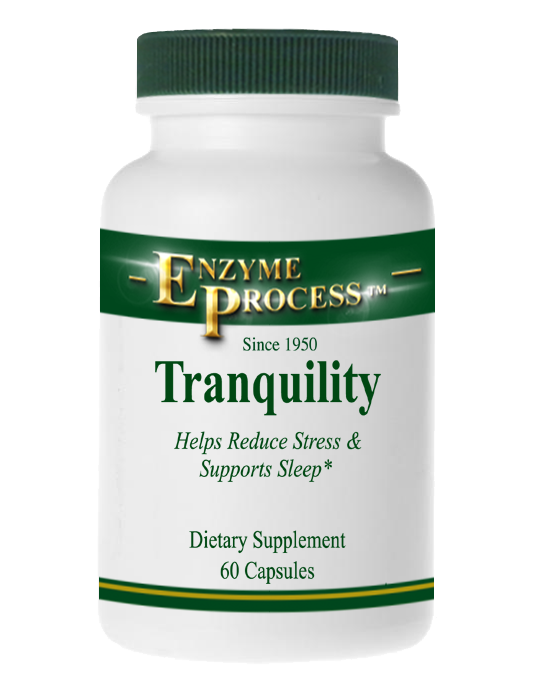 Tranquility 60 Capsules | Enzyme Process
