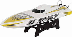 "Joysway Rocket Self Righting Brushless 24"" Remote Control RC Racing Boat 