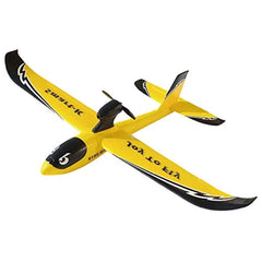 "Joysway Smart-K Glider Brushed 30"" Wingspan Remote Control RC Airplane 