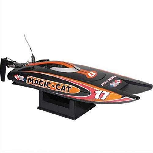 Joysway Magic Cat Remote Control Micro Catamaran Racing Boat (2019 Version 5.0)