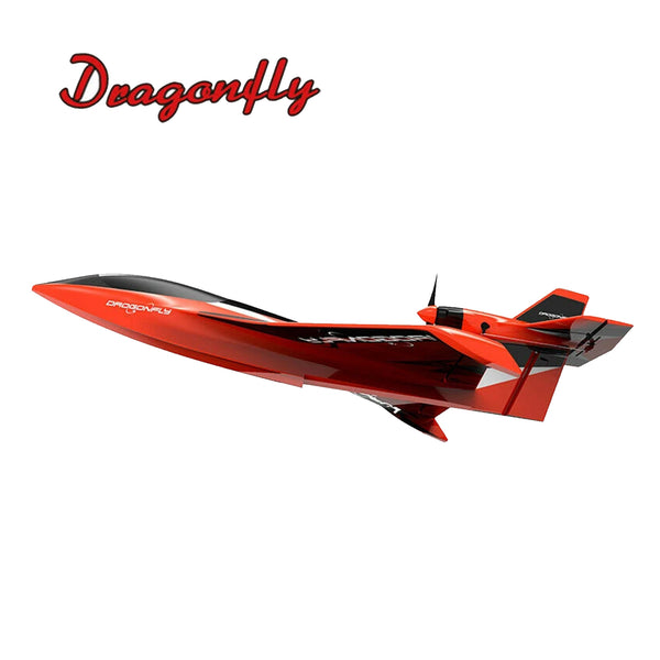 "Joysway Dragonfly Seaplane Brushless 28"" Wingspan Remote Control RC Airplane 