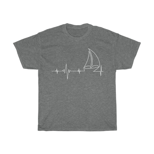 Sailing Heartbeat Shirt