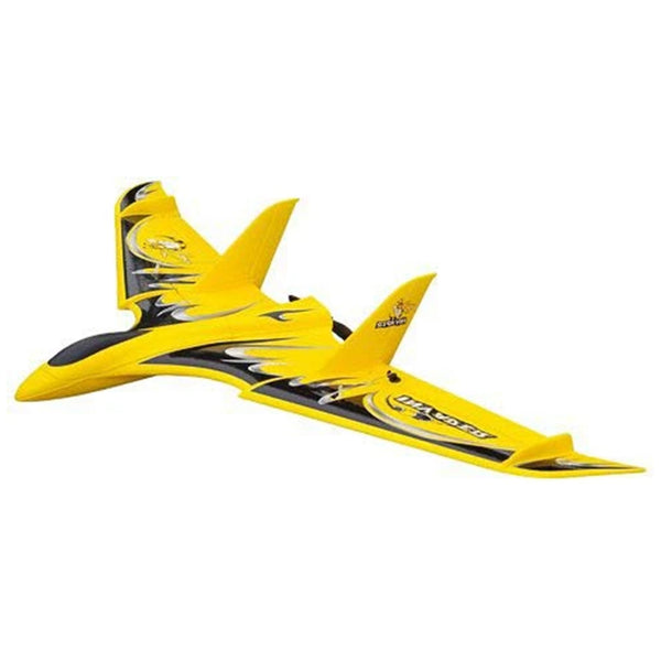 "Joysway Invader Delta Wing Brushed 28"" Wingspan Remote Control RC Airplane 