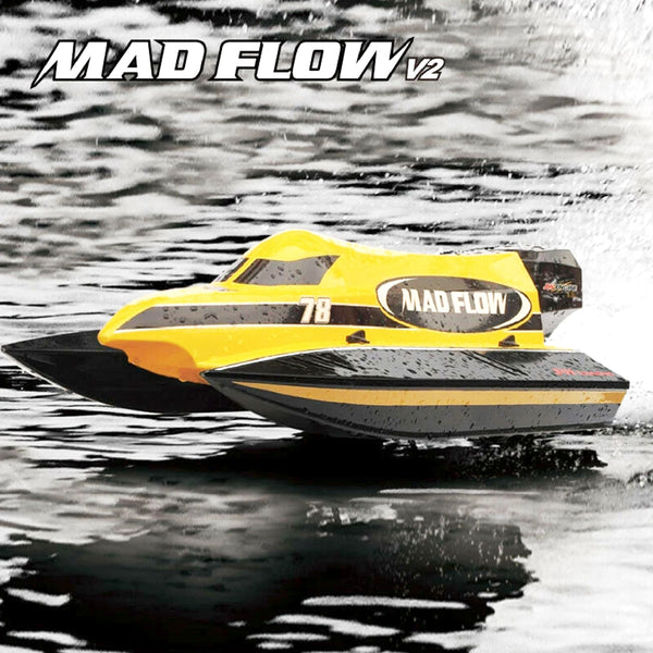 Joysway Mad Flow F1 Tunnel Hull Self Righting Brushless 23