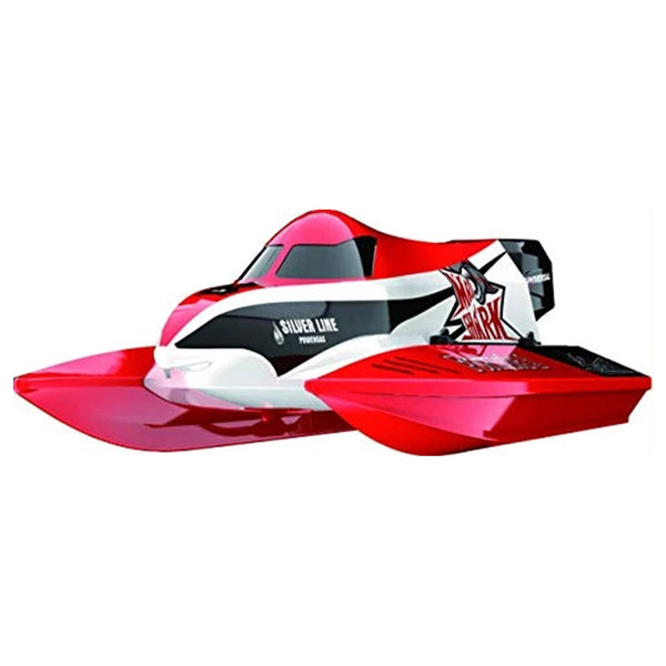 "Joysway Madshark F1 Tunnel Hull Brushless 17"" Remote Control RC Racing Boat 