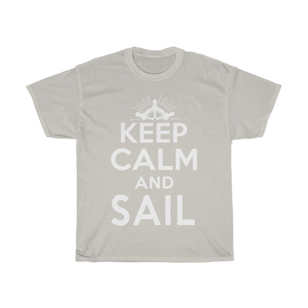 Keep Calm and Sail Tee Shirt