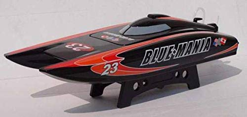 "Joysway Blue Mania Brushless 22"" Remote Control RC Catamaran Racing Boat 