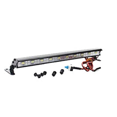 10 LED 174mm Aluminum Light Bar 1:8 1:5 Scale RC Losi 5T 5B Traxxas X-Maxx