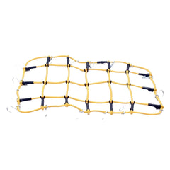 1:10 1:12 Scale RC Accessory Bungee Cord Cargo Net Roof Rack Tie downs (Yellow)