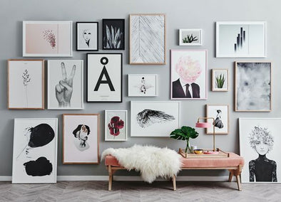 PERSONALIZING YOUR SPACE WITH ARTWORK