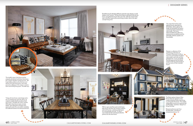 Condo Living - July Issue - 'An Eye For Style'