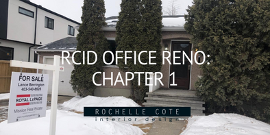 RCID Office Reno – Chapter 1