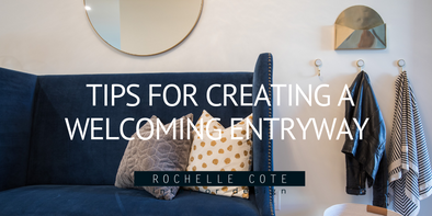Tips for Creating a Welcoming Entryway