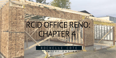 RCID Office – Chapter 4: Office Renovation Update